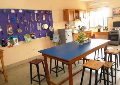 HOME ECONOMICS LAB